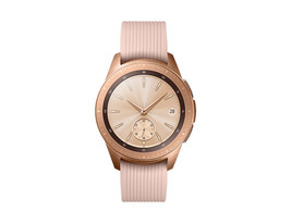 Samsung Galaxy Watch SM-R810 42mm Rose Gold- Bluetoooth - $357.00