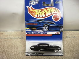 L37 MATTEL HOT WHEELS 24400 SO FINE 2000 FIRST EDITIONS #18 OF 36 NEW ON... - $2.77