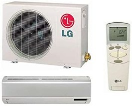LG - Cooling/Heat Pump LSU090HSV4 Outdoor Unit, LSN090HSV4 Indoor Unit, 9,000 BT - $3,297.24