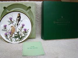 "Franklin Mint Natnl Audubon Society Songbirds of the World Plate ""The Bo... - $21.73"