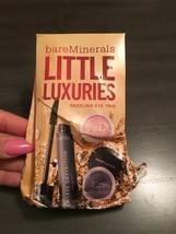 NEW bareMinerals Little Luxuries Dazzling Eye Trio Mascara Eyeshadow Pearl Muse - $24.99