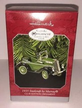 1935 Steelcraft by Murray 1998 Hallmark Ornament - $9.89