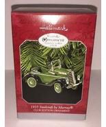 1935 Steelcraft by Murray 1998 Hallmark Ornament - $9.89