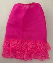 Vintage Barbie Make Mine Midi #1861 Pink Slip  319-08 - $22.00