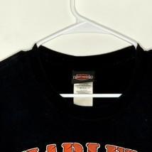 Harley Davidson Mens Shirt SS Black XL - $19.77