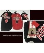 Kong Dog Tees Shirts Red or Black Many Sizes NWT - $10.99