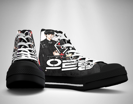 EXO Kpop Canvas Sneakers Shoes - $29.99
