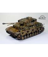 Panzerkampfwagen IV Ausf. J Sd.Kfz. 161/2 WWII 1:35 Pro Built Model  - $222.75