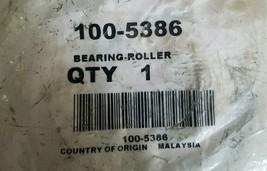 Toro Bearing Roller (1) Part 100-5386 - $9.74