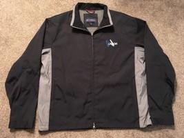 Mens Port Authority Lason Nylon/Cotton Jacket, Size L  - $27.99
