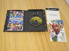 Mario Party 4 (Nintendo GameCube, 2002) Tested Working Complete With Manual - $55.95