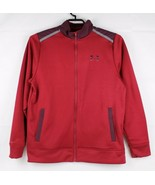 Under Armour storm cold gear men's loose zip jacket long sleeve size MD/M/M - $29.60