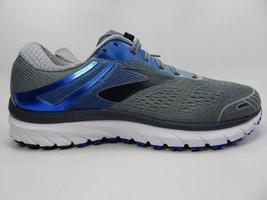 Brooks GTS 18 Size US 10.5  M (D) EU 44.5 Men's Running Shoes Gray 1102711D015