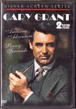 The Amazing Adventure, Penny Serenade DVD Cary Grant Double Feature Bran... - $3.99