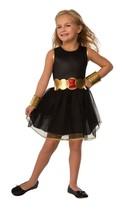 Rubies Marvel Comics Black Widow Kinder Mädchen Halloween Kostüm 510049 - $29.24