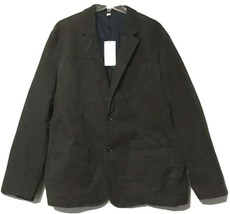 Goodfellow & Co Mens Brown Corduroy Cotton Stretch Kenwood Blazer Size X... - $29.60