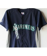 Majestic Mariners Boys M 5/6 Officially Licensed Major League Baseball S... - $29.99