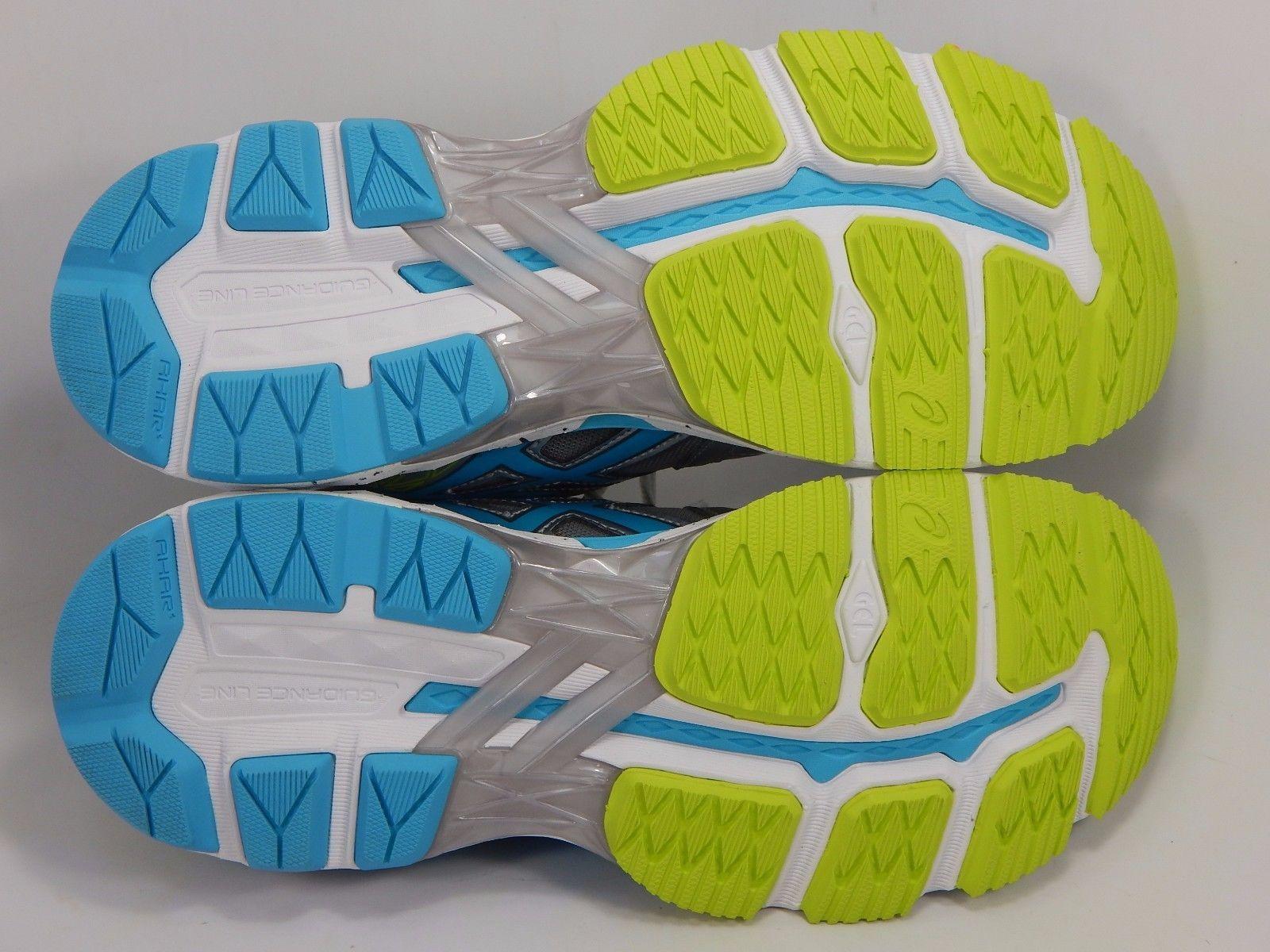 Asics GT 2000 v 4 Women's Running Shoes Size US 7.5 2A NARROW EU 39 Silver T659N