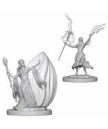 D&d Nolzur's Marvelous Miniatures - Elf Female Wizard - $7.10