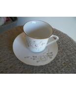 Johann Haviland Dawn Rose cup and saucer 4 available - $4.16