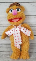 "Disney Store FOZZIE BEAR 16"" MUPPETS SESAME STREET Stuffed Animal Plush ... - $18.69"