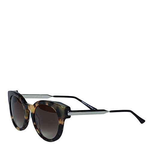Thierry Lasry Magnety 228 Sunglasses Tortoise&Silver
