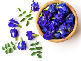 Tea Flower Ceylon Dried Butterfly Pea Organic Natural Herbal Blue Drink ... - $6.50