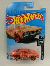 Hot Wheels 69 Chevelle X-raycers Treasure Hunt - $5.93