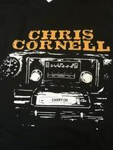 CHRIS CORNELL - Carry On North American 2007 Tour T-Shirt MEDIUM - $15.18