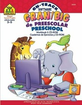 Preschool: On Track Software (English and Spanish Edition) [Paperback] S... - $17.25