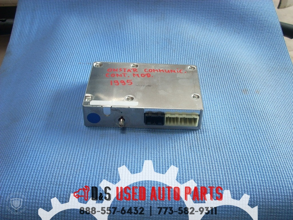 2012 CHEVY CRUZE ONSTAR COMMUNICATION MODULE 22836325