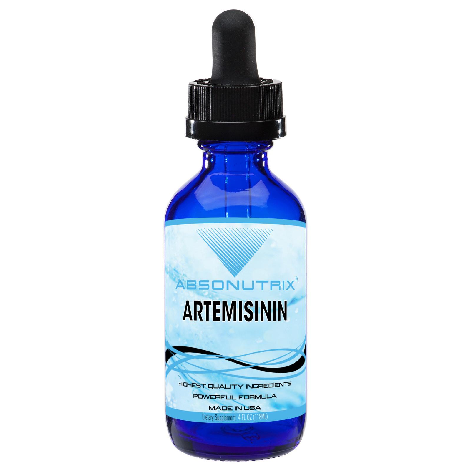 Absonutrix Artemisinin 593mg 4Fl Oz relieve inflammation and boost immunity USA - $36.99