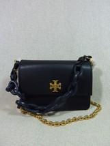 NWT Tory Burch Black Kira Double-Strap Mini Xbody Bag/Shoulder bag - $334.61