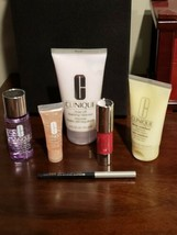 LOT OF 6 CLINIQUE~ Full/Travel Take the day off, Foaming cleanser, Moist... - $23.07