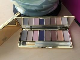 Estee Lauder Pure Color 8 Eyeshadow Palette Mocha Cup Sandbox Amethyst Copper - $25.73
