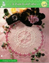 Crochet Pattern - Going In Circles - A Touch Of Color - House Of White Birches - $2.96