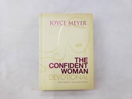 The Confident Woman Devotional: 365 Daily Inspirations  Joyce Meyer - $4.87