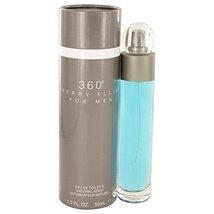 perry ellis 360 by Perry Ellis Eau De Toilette Spray 1.7 oz for Men - 100% Authe - $31.20