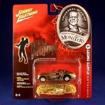 CHRYSLER ATLANTIC CONCEPT #9 * THE MUMMY * Johnny Lightning 2005 UNIVERS... - $14.84
