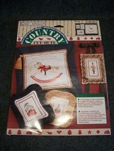 Daisy Kingdom No Sew Fabrique Applique # 1912B Rocking Horse New In Package - $2.69