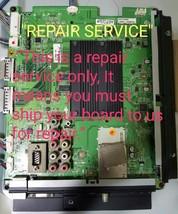 REPAIR SERVICE LG 47LV5400  Main Board 47LV5400-UB 47LV5400UB - $64.99