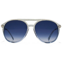 NEW Wildfox Couture Baroness Sunglasses in Crystal Cove Blue Gradient EAMBAR000 - $89.99