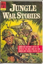 Jungle War Stories #2 1963-Dell-Vietnam War-Viet Cong-VG+ - $44.14