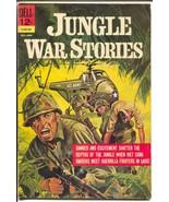 Jungle War Stories #2 1963-Dell-Vietnam War-Viet Cong-VG+ - $44.14