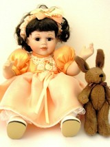 "Marie Osmond ""Baby Marie's 1st Birthday"" Tiny Tot Doll - $22.05"