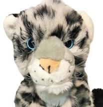 Leopard Plush Baby Cheetah Cub Cuddlekin Wild Republic Stuffed Animal Kitten - $39.99