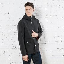 Levis Coat Black #0003 Size XL Retail Men's California Series - $73.50