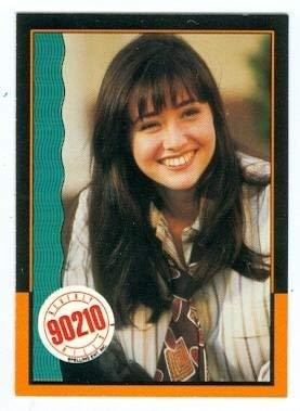 Primary image for Shannen Doherty is Brenda Walsh Beverly Hills 90210 trading card #16