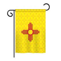 "New Mexico - 13"" x 18.5"" Impressions Garden Flag - G158073 - $19.97"