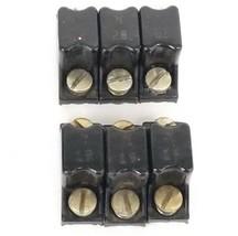 LOT OF 6 ALLEN BRADLEY HEATER ELEMENTS (3) N28 , (3) N19